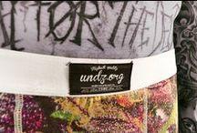 Undz Core Edition / Undz Core Edition by Undz underwear brand / by UNDZ