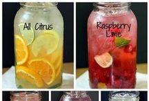 Refreshing Drinks / by Christine Verderame