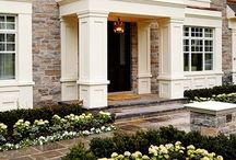 :.outdoor home ideas.: / by Nel Johnson