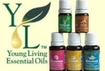 Young Living Essential oils / by Christine Verderame