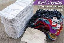 Littles - Cloth Diapers / butt fluff <3