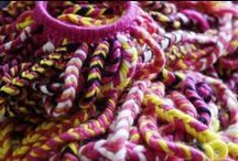 YARN PORN / Dreamy yarn and sexy wool. The kind that you can't stop thinking about. www.woolandthegang.com / by Wool and the Gang