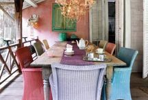 Dreaming of a Seaside Cottage / by La Danza della Creatività