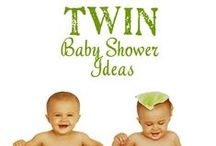 Twins Baby Shower / Planning a baby show for mum of twin, triplets or multiples?