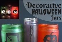 Halloween Craft / Halloween craft and food to try at home.