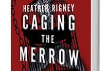 Caging the Merrow-Vision Board / CAGING THE MERROW-Final Installment of The Merrow Trilogy by Heather Rigney Available Summer 2017 / by Heather Rigney- Artist & Writer