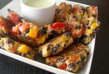 Recipes (Appetizers/Snacks/Drinks) / by Angela P