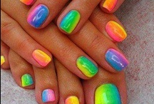 nails! / by Rachel Russell