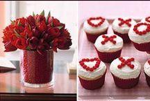 valentine's day. / by Stephanie Stivers