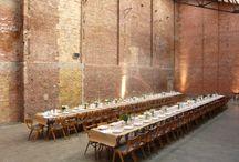 wedding inspiration || industrial