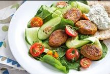 Vegetarian Recipes / Variety is the spice of life and our collection of vegetarian recipes gives you plenty of that!