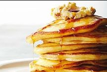 Pancake and Crepe Recipes / Pancakes, hotcakes, crepes and pikelets to suit all tastes!
