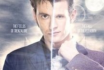 Rude and not ginger / Doctor Who; mostly Ten.  / by Angela P