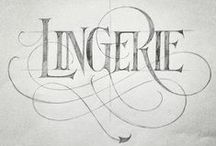 Typography / by Maria Cormie
