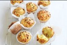 Muffin recipes / Savoury and sweet muffin recipes