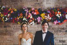 wedding || backdrops