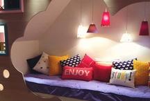 Bed Ideas. / I sooo want these beds!  / by Alyssa Poliseno