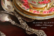 Silver Paintings by JEANNE ILLENYE