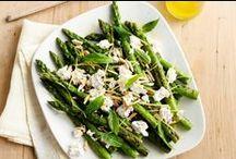 Asparagus Recipes / How to make the most of asparagus