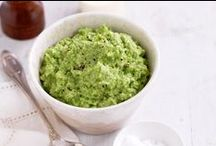 Pea Recipes / Recipes starring frozen and fresh peas