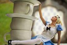 Alice / Alice in Wonderland... Curiouser & Curiouser
