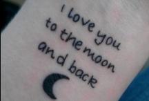 Original Tattoos. / Tattoos!! / by Alyssa Poliseno