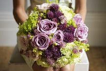 wedding inspiration || lime lilac