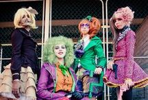 costumes/cosplay / by Kathy (kindle-aholic)