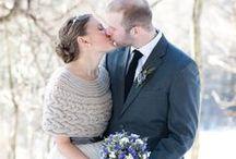 wedding || winter