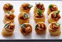 Christmas Finger Food / If you're planning a Christmas cocktail party or a casual New Year's Eve do, check out this tasty collection of finger food. It will leave you wanting more!