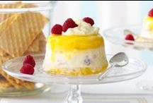 Summer Fruits / Desserts and mains that showcase the best of summer produce