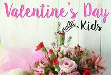 Holidays // Valentine's Day / I absolutely love Valentine's day and in honor of love day, I am pinning all sorts of fun Valentine's day stuff!