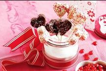 Valentine's Day: recipes for romance / Whether you're preparing a Valentine's Day feast for your significant other, or an intimate picnic for two, we have the recipes to get things firing in the romance department. #valentinesday #recipes