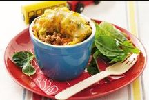 Kid-friendly Meals / Easy, delicious and healthy kid's meals. #recipes