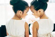 wedding || flower girls