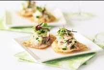 Canapés and Starters