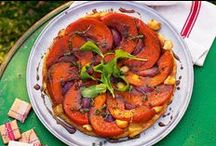Autumn Recipes / We've got plenty of autumn entertaining ideas and seasonal culinary delights to make you fall for our autumn board!