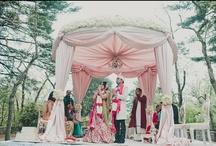 wedding || altars and mandaps