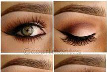 Beauty // Eye Makeup looks