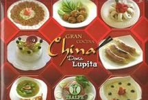 COMIDA CHINA / by CLAU NO