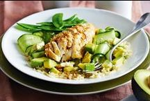 Fish recipes / A selection of the  best fish recipes from snapper to salmon, ling to tuna.
