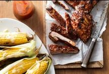 Rib Recipes / The best pork, beef and lamb recipes to throw on your barbecue