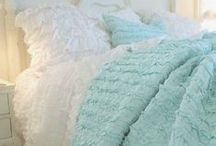 Where I sleep / by Rebecca Pederson Hessey