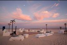 wedding inspiration || sharm el sheikh / Inspiration and ideas for weddings in Sharm el Sheikh, Egypt, by Sharm el Sheikh wedding planner Linen and Silk Weddings - www.linenandsilk-weddings.com