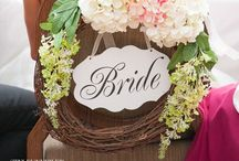 wedding || chair decorations for banqueting chairs / Chair decorations and covers ideas to add a glam factor even to a budget wedding