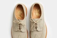 GET THE LOOK... / OXFORD BROGUE WINGTIPS, HOBO PURSES HANDBAGS, WATCHES, BLAZERS, LACE BLOUSES, SOCKS, MORE