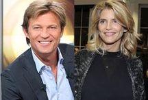 Laurent Delahousse / En couple avec Alice Taglioni Trois filles : Liv-Helen et Sacha (avec sa première compagne) Swann (avec Alice Taglioni)