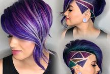 In Living Color / Funky, fantasy and fashion hair color