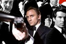 James Bond  agent 007 / De la création à nos jours