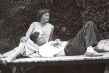 Gerard Philipe (1922-1959) et Anne Philipe (1917-1990) / Marié à Anne de 1951 à 1959 Deux enfants : Anne-Marie et Olivier